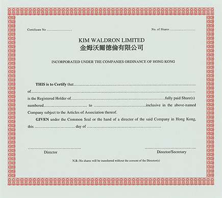 Kim Waldron Limited